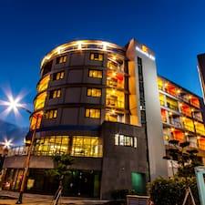 Perfil de usuario de BK Hotel