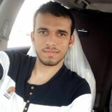 Rashid - Uživatelský profil