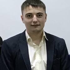 Gebruikersprofiel Nikolai