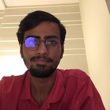 Perfil de usuario de Vineet