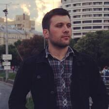 Dmytro Brukerprofil