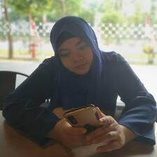 Nuratiqah - Uživatelský profil