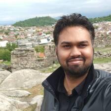 Harish - Uživatelský profil