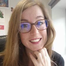Henkilön Aurélie käyttäjäprofiili