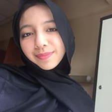 Profil utilisateur de Nadiah