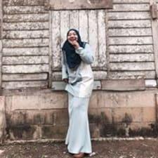 Profilo utente di Nur Hafieza Batrisya