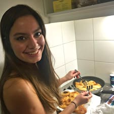 Andreína felhasználói profilja