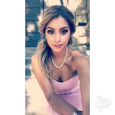 Profil utilisateur de Ileana