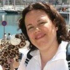 Profil utilisateur de Gabriela Beatriz
