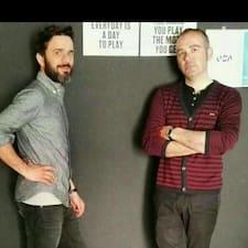 David&David的用戶個人資料