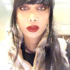 Profil utilisateur de Shelina
