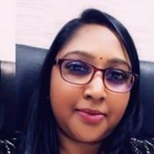 Profil utilisateur de Meera
