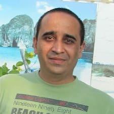 Ashwani Kumar User Profile