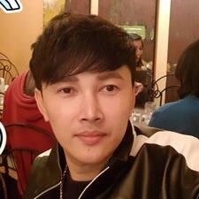 Thanakhun felhasználói profilja