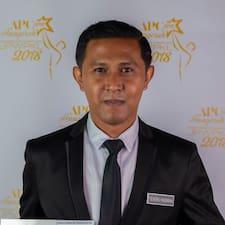 Tengku Kazman User Profile
