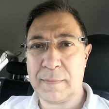 Profil Pengguna Marco Fabio