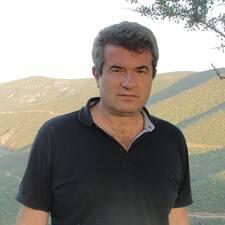 Marios Brukerprofil