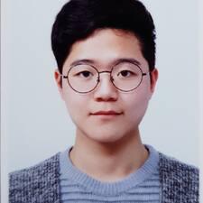 Haseong felhasználói profilja