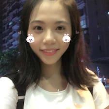 Профиль пользователя 萱萱