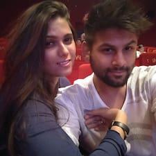 Aditi & Arjun Kullanıcı Profili