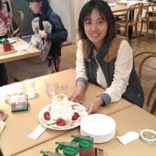 Gebruikersprofiel Mayuko