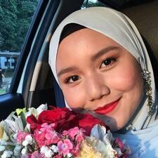 Profil Pengguna Shafizah