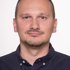 Профиль пользователя Branislav