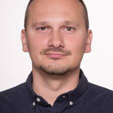 Profilo utente di Branislav