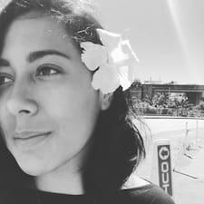Profil Pengguna Danielle Tehani
