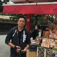 Minghua用戶個人資料