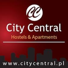 Gebruikersprofiel CityCentralPL