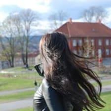 Nutzerprofil von Natalia
