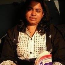 Manjula felhasználói profilja