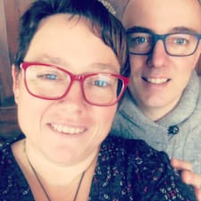 Profil Pengguna Stéphanie & Nicolas