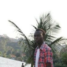 Okello - Uživatelský profil