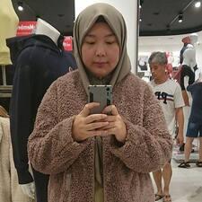 Profilo utente di Wan Nor Ruzanna