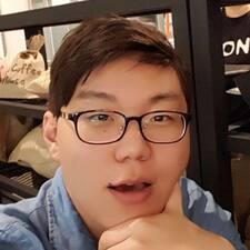 Användarprofil för Yonghun