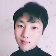 Профиль пользователя Hyunwoo