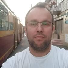 Perfil de usuario de Tomasz