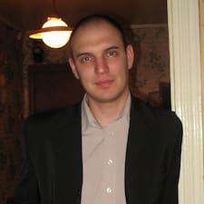 Альберт User Profile