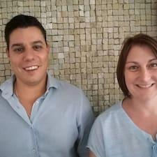 Marion & Adrian felhasználói profilja