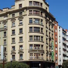 Hotel Catilla - Uživatelský profil
