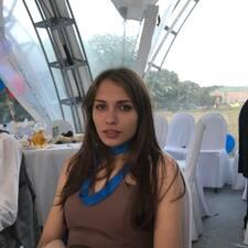 Profil utilisateur de Сильвия