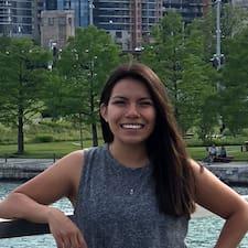 Kasandra felhasználói profilja