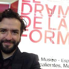 Gebruikersprofiel Martín