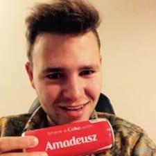 Profil utilisateur de Amadeusz