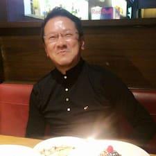 Rapden Dorjee felhasználói profilja