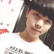 傑 felhasználói profilja