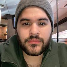 Profil Pengguna Joshua