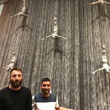 Hugo & Ioannis - Uživatelský profil